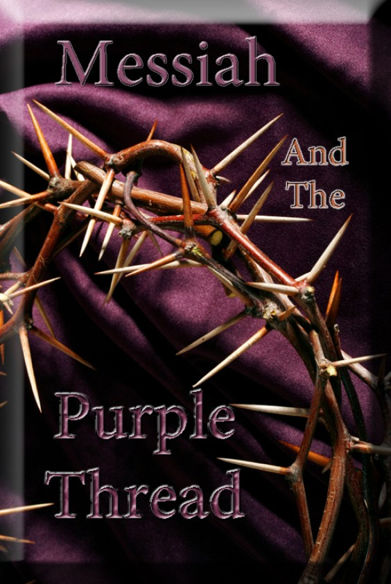 A Mystery How Messiah Takes Blue And Red Threads To Make Purple People Mini Manna Moments