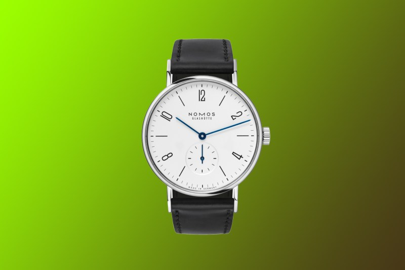 nomos tangente 139 wristwatch