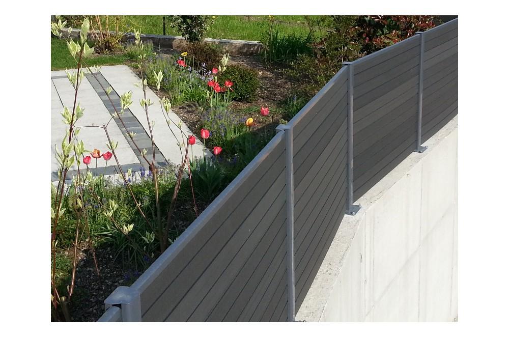 lames de claustra gris antracite minimax