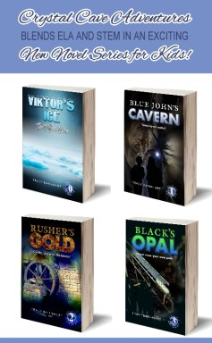 Crystal Cave Adventure Novels