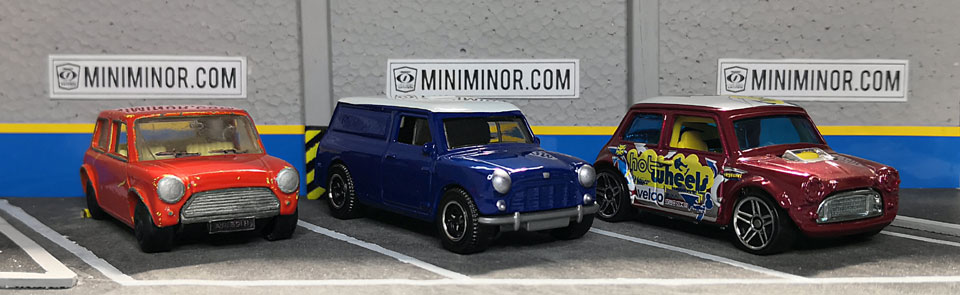 modelli mini minor