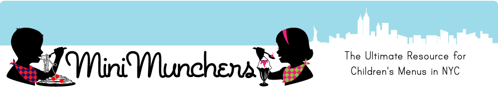 Minimunchers - The Ultimate Resource for Children's Menus in NYC