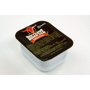 Bulls Eye Original BBQ Sauce Cup Travel Size Amp Miniature Products Superstore