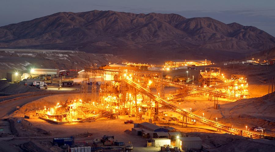 Glencore closer to selling Lomas Bayas copper mine in Chile