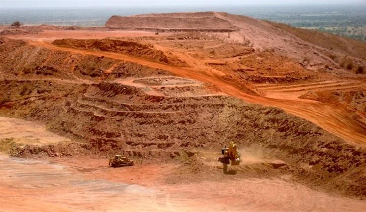 endevaour mining pour