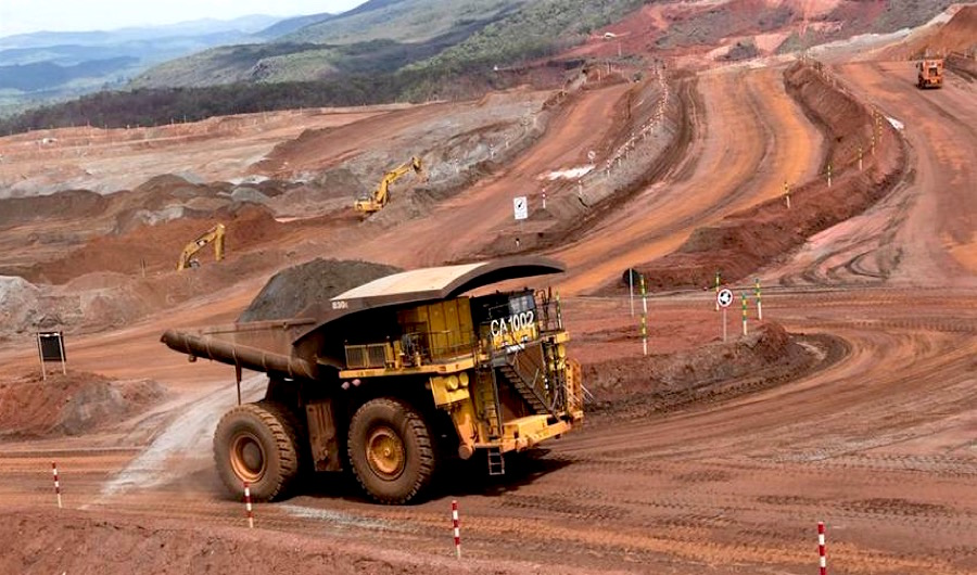 Iron ore soars past $92 a tonne, highest price in 2.5 years