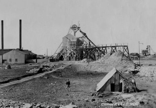 Image result for gold discovery south africa 1900