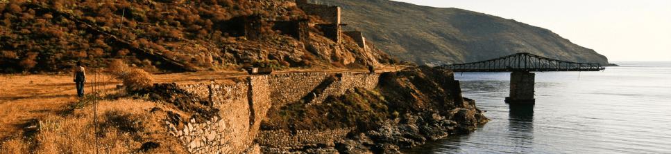 MINING GREECE – THE 1916 SERIFOS INCIDENT – 001