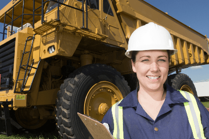 Women of Mining Part 1 – The History of Women in the