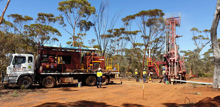 Xantippe Resources Southern Cross