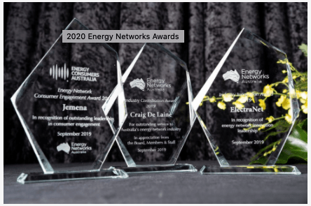 Energy Network Industry Innovation Award