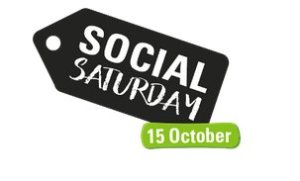 Social Saturday Badge - image