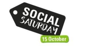 Social Saturday Badge - image