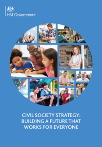 Civil Society Strategy - cover image and download link