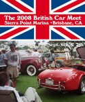 The 2008 British Car Meet