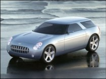 Chevy Nomad crossover concept