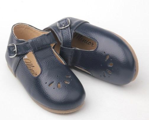 Dråpe - marineblå