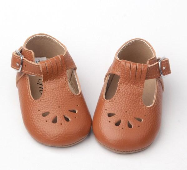 Dråpe baby - brun