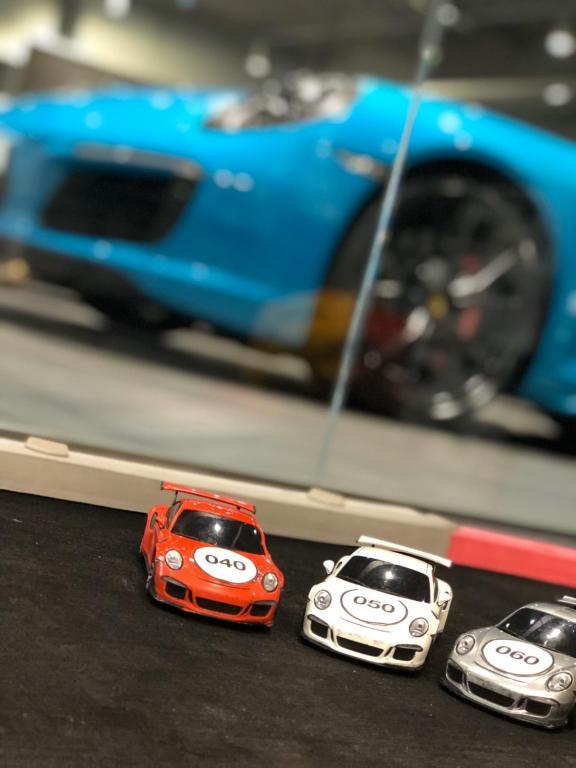 Porsche RC Racebaan huren