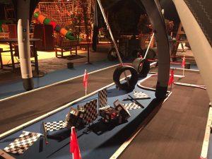 Audi RC Racebaan huren