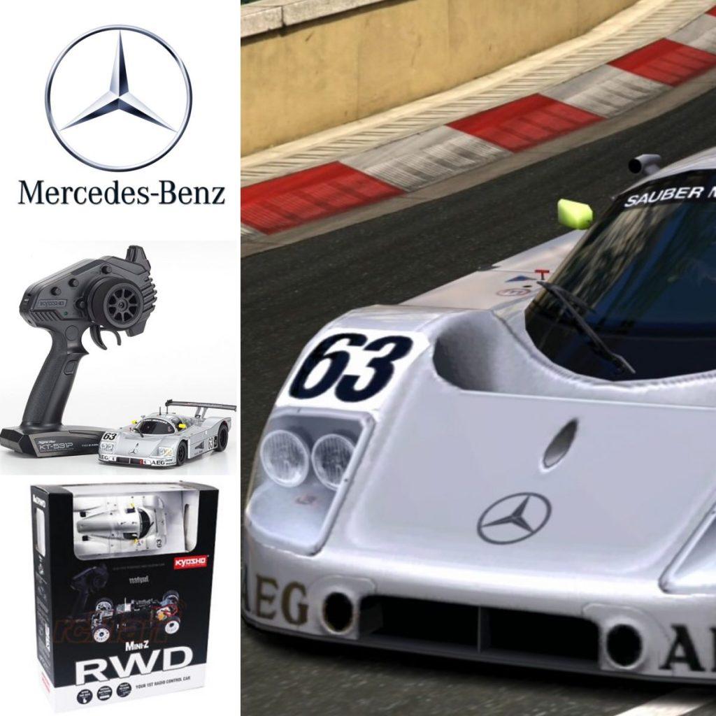 Mercedes Sauber | RC Racebaan huren