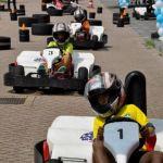 Kinderkartbaan   Minirace