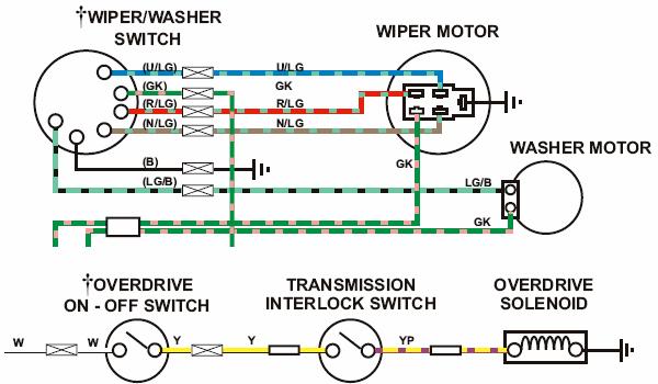 wiper washer wiring diagram  3 wire well pump wiring
