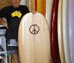 Mini Simmons Wood