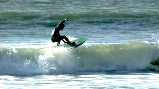 "Scarecrow Sessions: 4'10"" Mini Simmons"