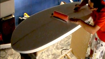 "Aioli 6'1"" Mini Simmons Shaping"