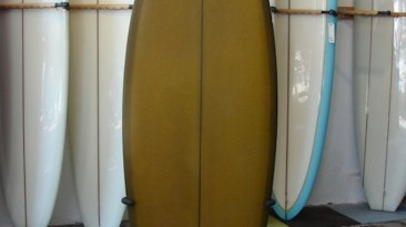 Josh Oldenburg Surfboards - Mini Simmons
