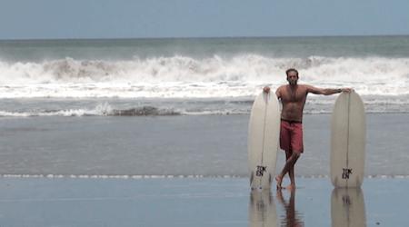 Token Surfboards Video (3.36 mins)