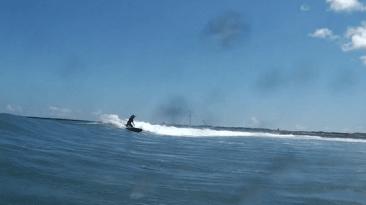 Video: Mini Simmons Roundpin Tail (10 secs)