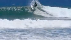 "Video: Tyler Warren Shredding 4'11"" Mini Simmons"