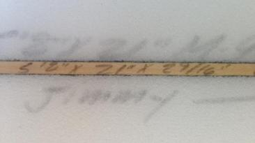 For Sale: Mitsven Mini Simmons 5'8