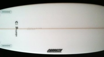 Video: Carrozza Surfboards El Stumpo Mini Simmons
