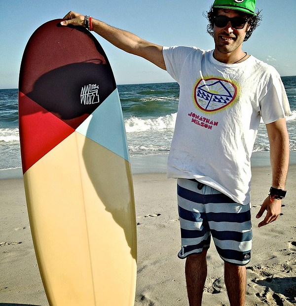 Ode to Malwitz Surfboards