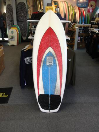 For Sale: 5'4 Stoker V Machine Mini Max Surfboard