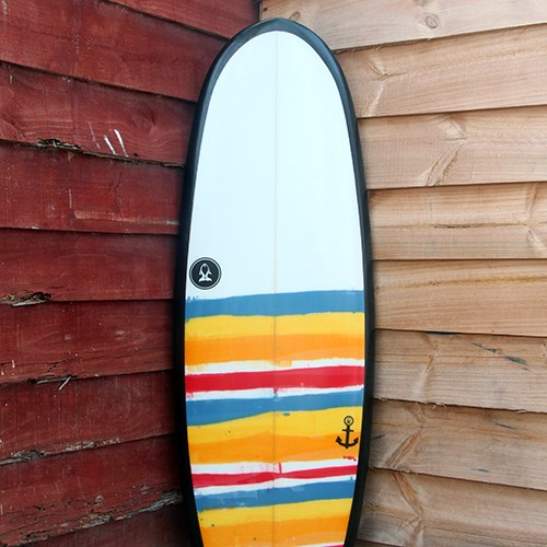 Surfboard Pic: Colors