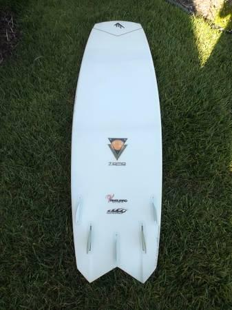 "For Sale: TOMO Vanguard 6'2"" surfboard - $325 (Oceanside)"