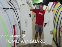 tomo vanguard surfboard