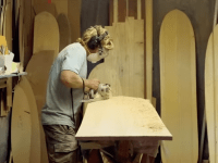 Shaping an Alaia with Jon Wegener