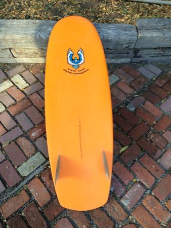 """For Sale: Brom Mini Simmons 5'8"""" - $400"""
