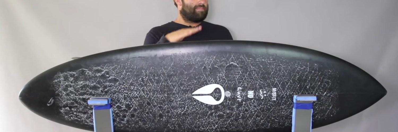 Misfit Shapes NU WAVR Surfboard Review + Futures Haydenshapes Fins