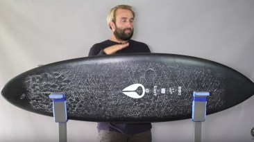 Misfit Shapes NU WAVR Surfboard Review + Futures Haydenshapes Fins
