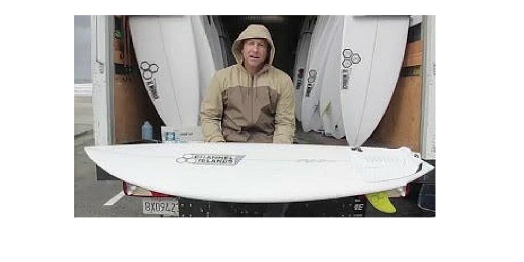 Channel Islands Twin Fin Surfboard Review 2016