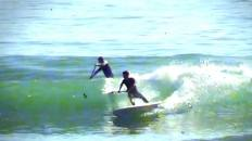 Infinity Phoenix V2 // Dave Boehne // Stand Up Paddle // Mini Simmons SUP