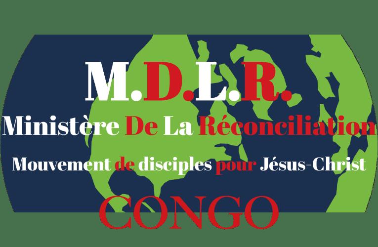 LE MDLR-CONGO EST AUSSI AU CONGO BRAZZAVILLE – ACTUALITÉ EGLISE – MINISTÈRE DE LA RÉCONCILIATION