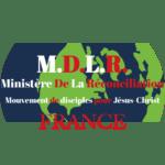 Logo du groupe MINISTÈRE DE LA RÉCONCILIATION – EGLISE PRINCIPALE DU MDLR – MDLR FRANCE