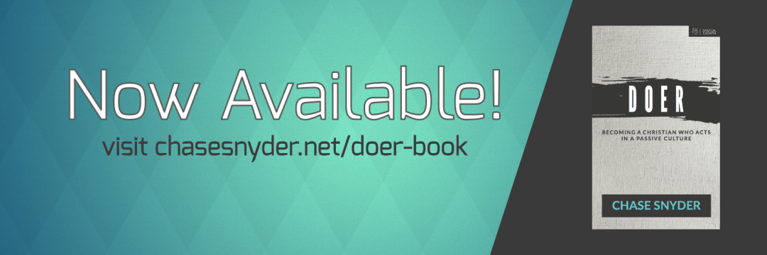 Doer Book Twitter Header - Now Available